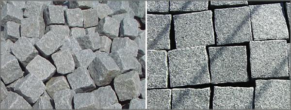 granit pflastersteine kaufen werner natursteine. Black Bedroom Furniture Sets. Home Design Ideas