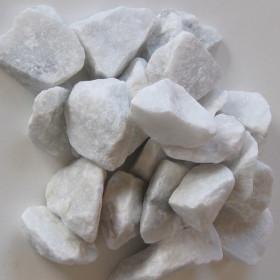Ziersplitt Carrara Marmor