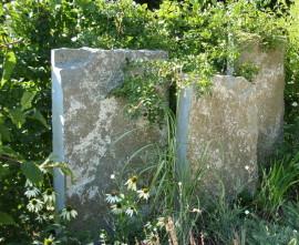 Naturstein Sichtschutzplatten