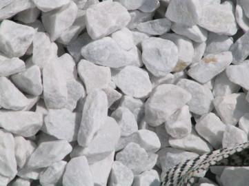 Ziersplitt Marmor