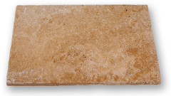 Terrassenplatten Travertin DORATO