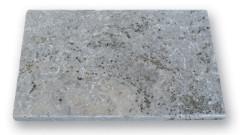 Terrassenplatten Travertin SILVERATO
