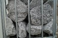 Gabionensteine Granit
