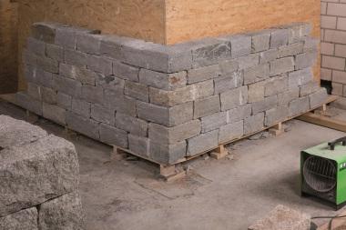 Gneis Valleverde Mauersteine